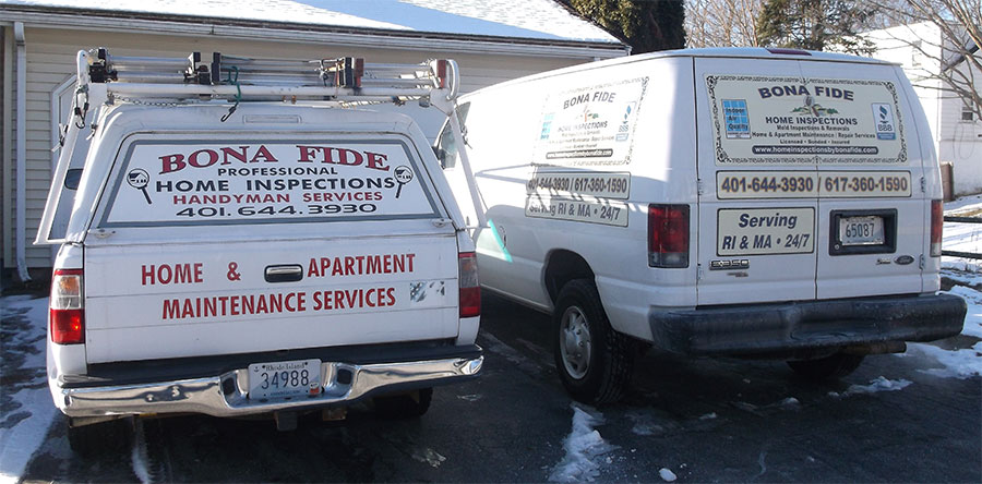 Contact Bona Fide Home & Mold Inspections