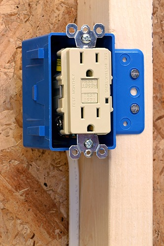 Ground Fault Circuit Interrupters (GFI'S)